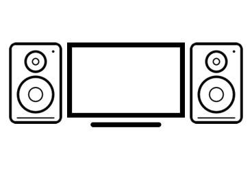 Soluções em Áudio e Vídeo